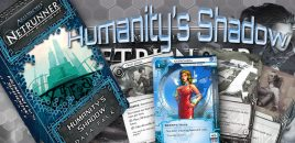 Humanity's Shadow Data Pack for Android Netrunner (Genesis 5)