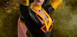 Holly Gloha – Dr Mrs The Monarch Cosplay Edit by Jeramy Photo