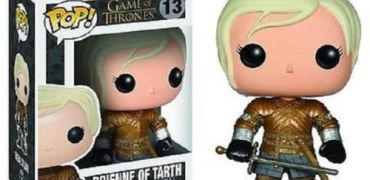Game of Thrones 13- Brienne of Tarth