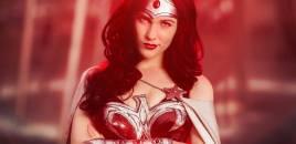 Wonder Woman Cosplay by Eve Beauregard