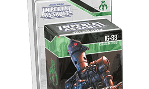 IG-88 Villain Pack for Star Wars Imperial Assault