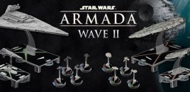 Wave 2 Ships for Star Wars Armada Announced