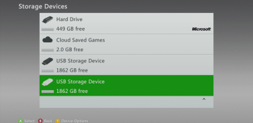 Xbox 360 System Update Arrives Bearing Gifts – 2GB Cloud Storage and More