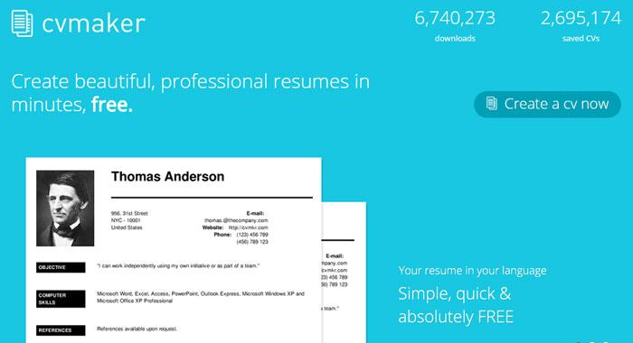 resume builder comparison - What Is The Best Free Resume Builder Website