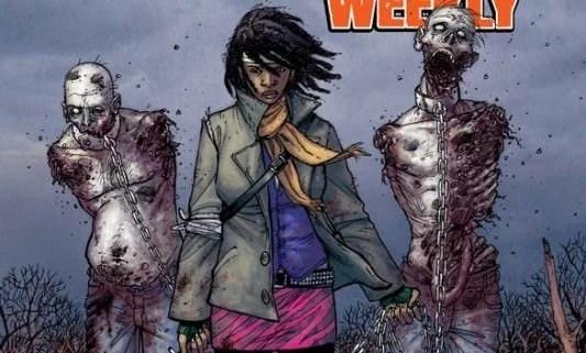 Get A FREE Digital Copy Of Michonne\u0027s Debut Issue In \u0027The Walking Dead\u0027