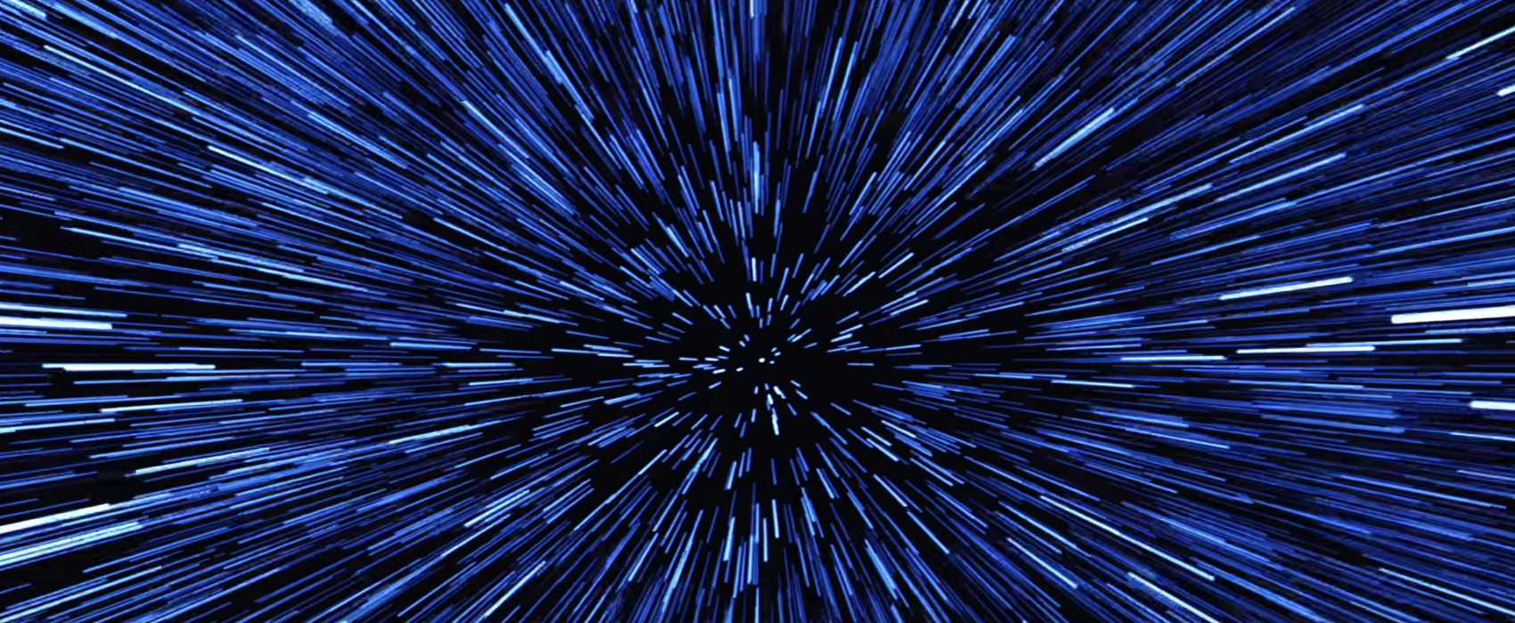 Hyperspace 3d Wallpaper Star Wars Lightspeed Fxhome Forum