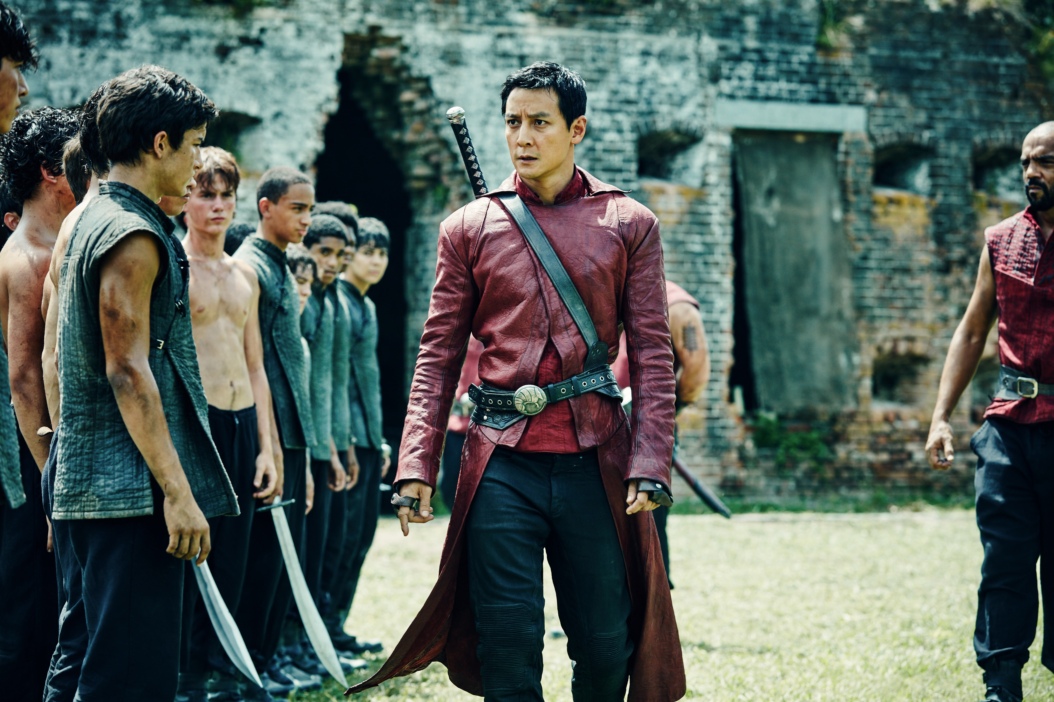 Fall Out Boy Wallpapers 2015 Daniel Wu As Sunny Into The Badlands Season 1 Episode 4