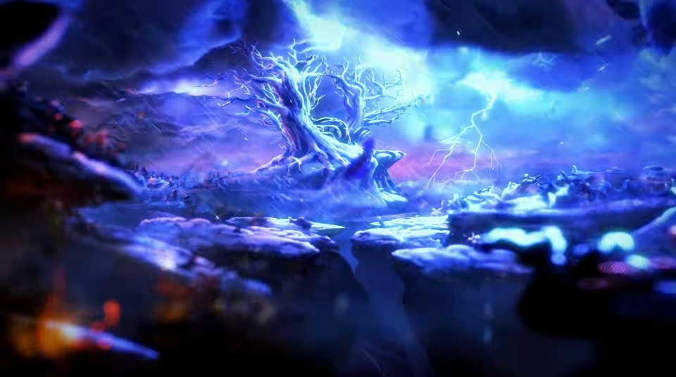 Doom Wallpaper Hd E3 2017 Trailer For Ori And The Blind Forest Sequel