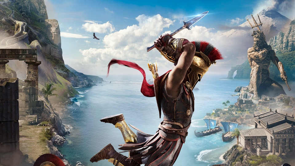 1080p Pubg Wallpaper E3 2018 Assassin S Creed Odyssey Trailer And Gameplay