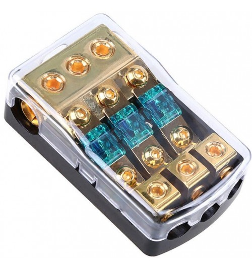 Buy Car Stereo Audio Fuse Holder Fuse Box online at Geek Store NZ