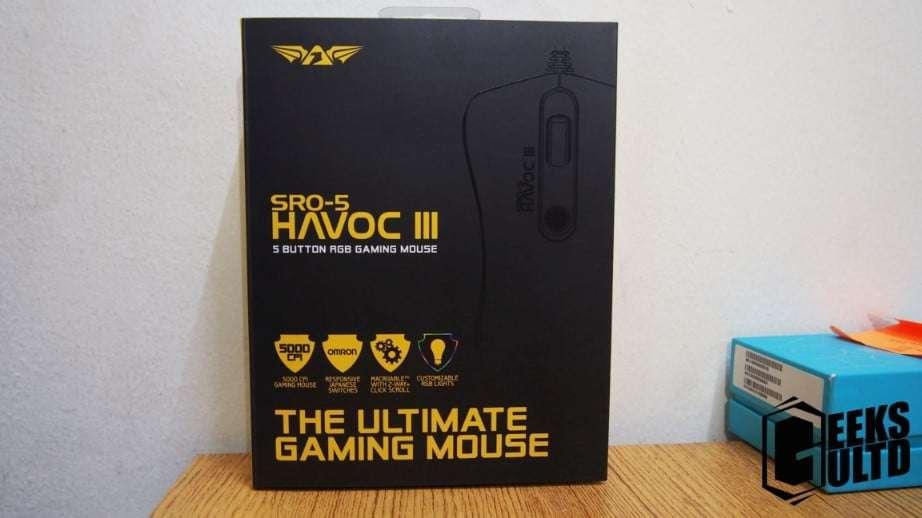 Amrgeddon SRO 5 BOX HAVOC III
