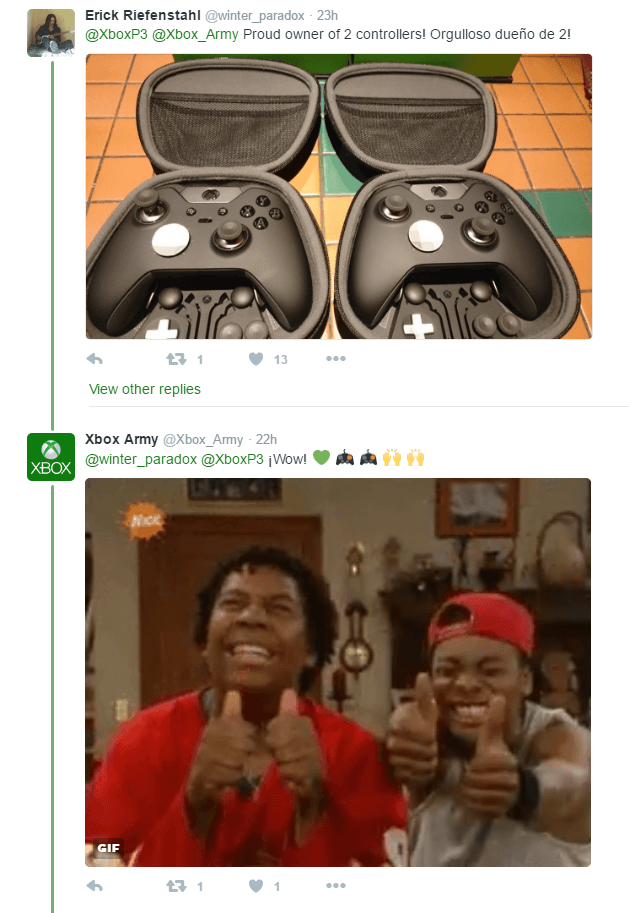 Xbox 2 Controllers