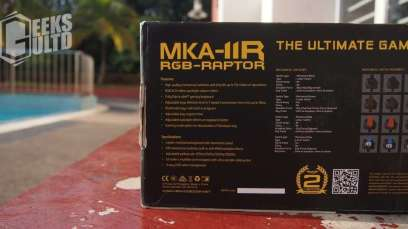 Armaggeddon MKA 11R 18