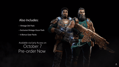 GOW4 2TB XBOX Features 2