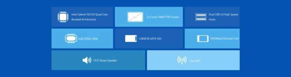 Teclast X22 Specs Promo
