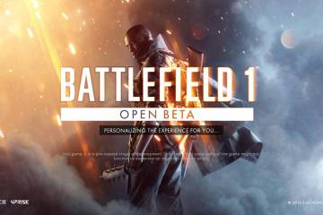 Battlefield 1 Beta Impressions & Screenshots - Is it good?