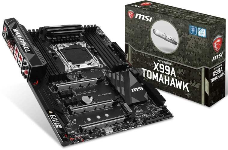 MSI X99A Tomahawk