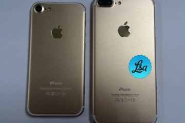 New Leaked iPhone 7 Photos Confirm Dual-Cameras on One Variant