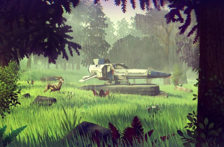 No Man's Sky PC and PS4 Universes Won't be Linked, Confirms Sean Murray