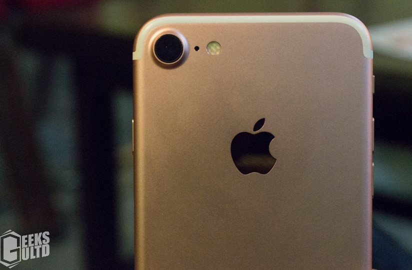 Apple iPhone 7 Hands-on: Camera