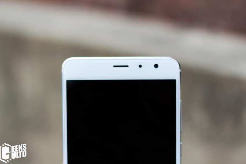 Xiaomi Redmi Pro Front Camera