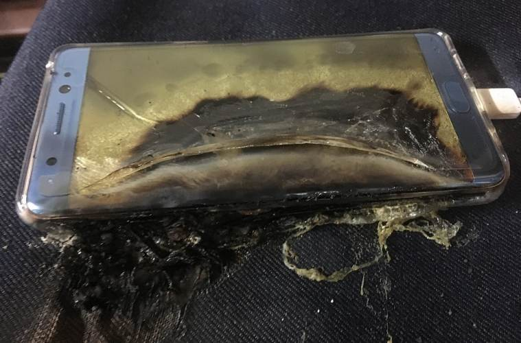 "New ""Safe"" Samsung Galaxy Note 7 Smartphones Come with Another Huge Problem"