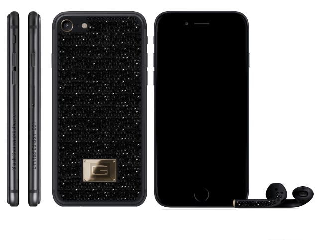 This $500,000 Diamond-Encrusted iPhone 7 Is Crazy
