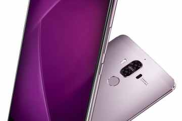 Rendered Image Confirms Huawei Mate 9 with Dual-Curved Screen & Dual-Cameras