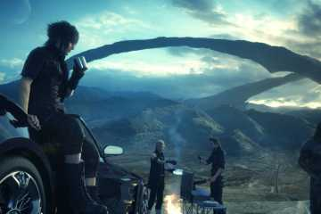 Final Fantasy XV HDR Support on Xbox One S Officially Confirmed