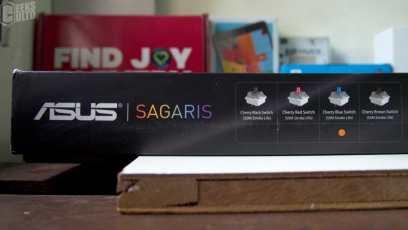 Asus Sagaris Box #1