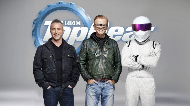 Matt LeBlanc Joins Top Gear