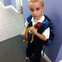 Project 365-264:  School Boy