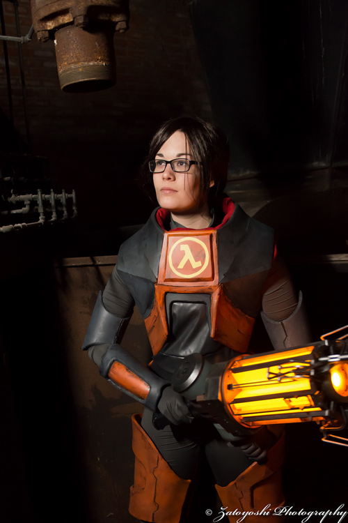 Princess Quotes Wallpaper Half Life Cosplay