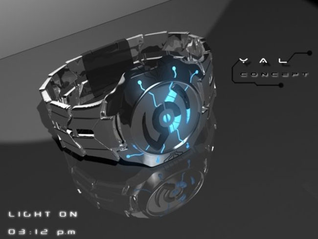 3d Superhero Wallpaper For Android Yal Concept Watch Inspired By Tron
