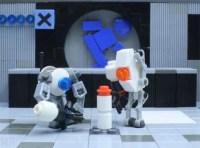 Lego Portal 2 Movie : Episode 1 By Kooberz (Video)