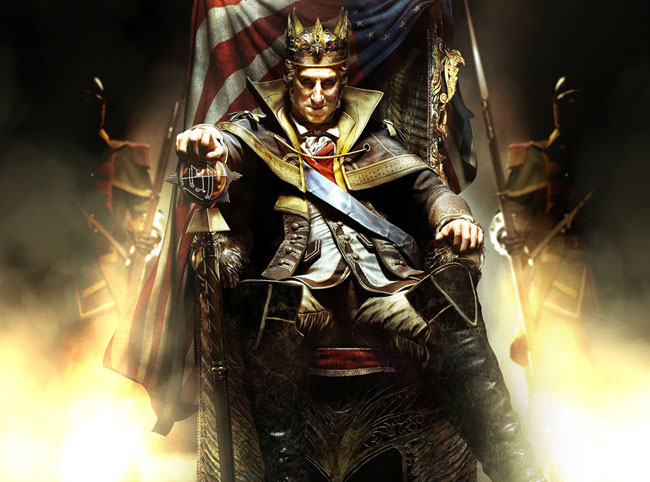 King Julian Hd Wallpaper Assassin S Creed 3 The Tyranny Of King Dlc Release Date