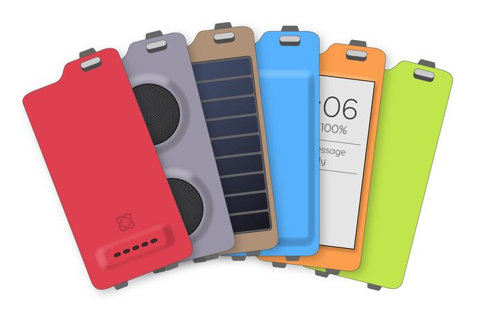 Moscase Modular Smartphone Case Offers A Wealth Of