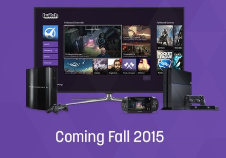 PlayStation Twitch Apps Announced