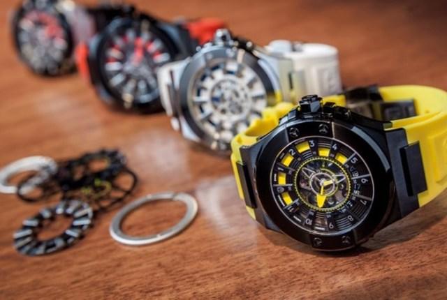 DWISS M2 Automatic Swiss Watch Hits Kickstarter