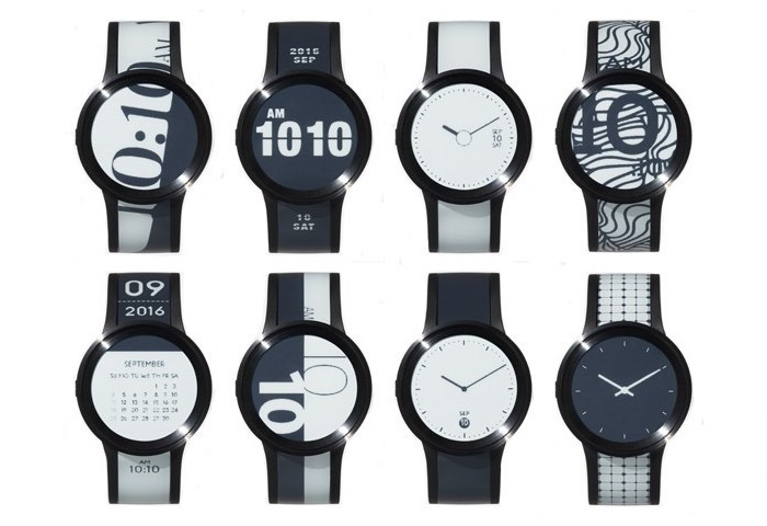 Sony Crowdfunding Once Again For New Epaper Watch Video