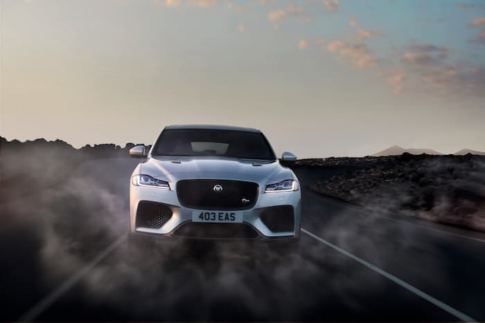 Cars Wallpaper With Names Jaguar F Pace Svr Suv Announced Video Geeky Gadgets