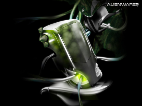 Alienware Desktop HD Wallpaper Neon