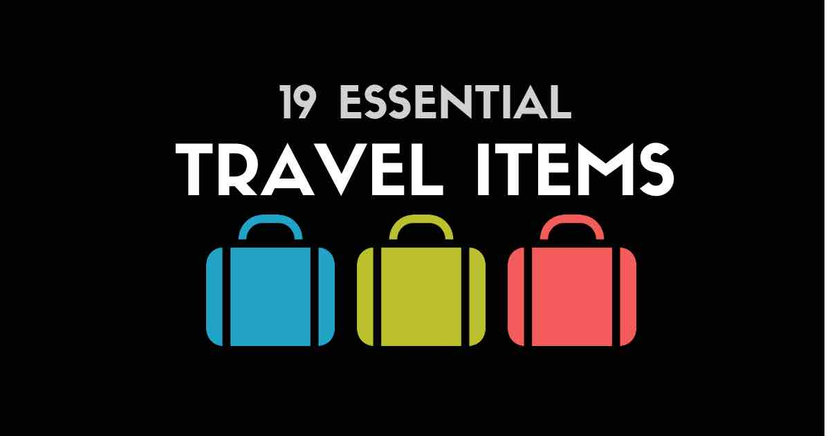 The 22 Best Travel Accessories To Save Space, Time And Money In 2019