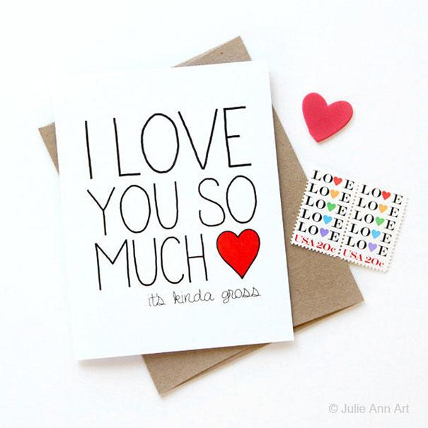 Anti-Love Valentine\u0027s Day Card