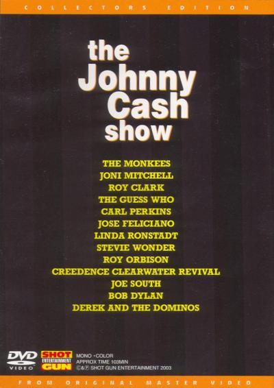The Johnny Cash Show - DVD