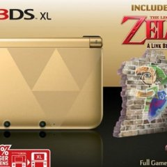 Zelda: A Link Between Worlds 3DS XL Llegará A América