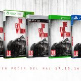 The Evil Within da la oportunidad de votar por su portada