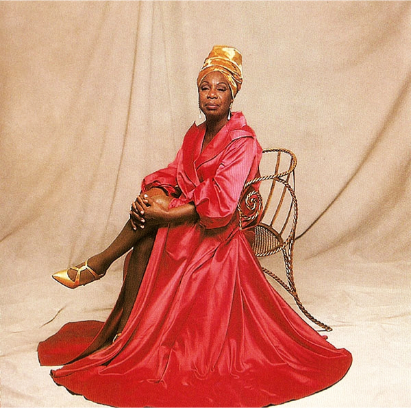 Nina Simone - A Single Woman - Inside photo 2