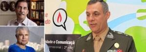 Leal a Dilma, Exército desmente Noblat e Merval