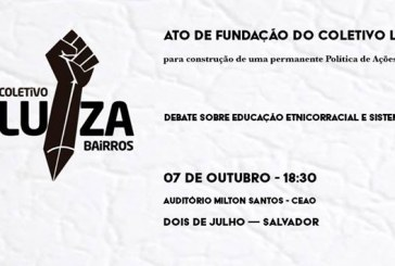 Ato de fundação do Coletivo Luiza Bairros